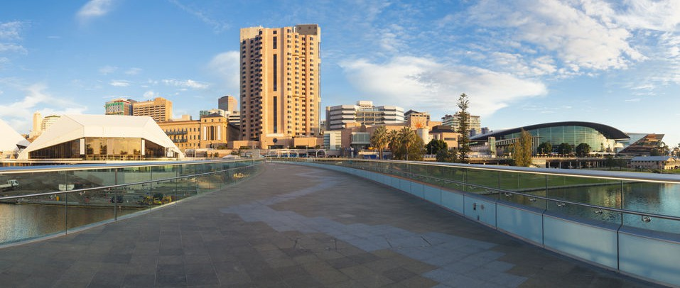 Adelaide City bridge
